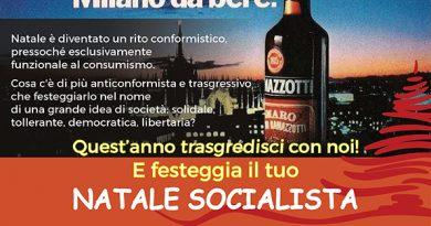 Festa di Natale socialista