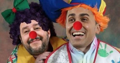 Così fu che il circo barnum delle europee alla fine si incupì.