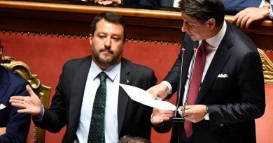 """Dal """"sicurezza bis"""" al """"Conte bis"""": i 30 giorni che sconvolsero Salvini."""