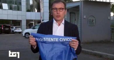 """L'idiozia abortita degli """"assistenti civici"""" rivela il fallimento del """"reddito di cittadinanza""""."""