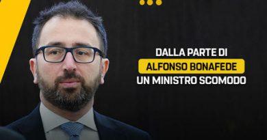 Renzi, sulla sfiducia a Bonafede, si gioca tutto.